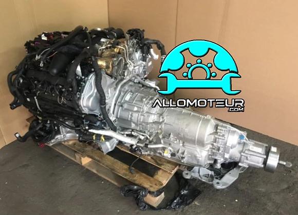 Moteur complet + boite de vitesses AUDI RS6 (4G) Avant 4.0 TFSi V8 Quattro 32V Tiptronic 560 cv Boîte auto