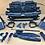 Thumbnail: Face avant complète VW Golf VII R Facelift (5G) 2.0 TSI