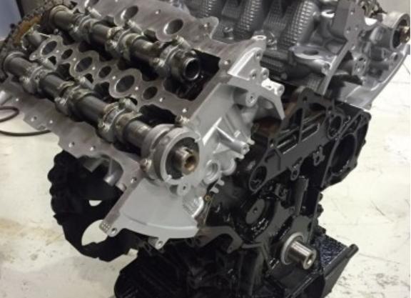 Bloc moteur nu JAGUAR XF 3.0 D S V6 Berline 24V 275 cv