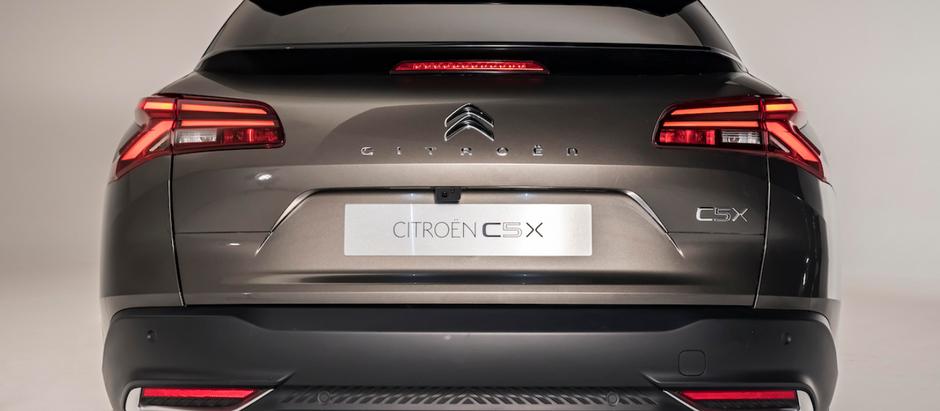 Nouveauté 2021 : Citroën C5 X