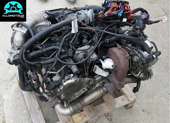 Moteur complet Audi 3.0 TDI BKN