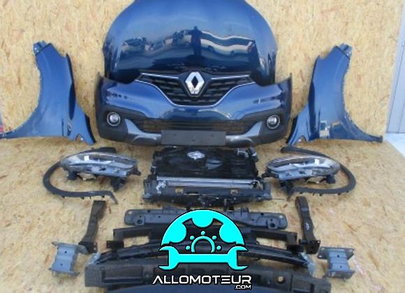 Face avant complète Renault Kadjar