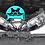 Face avant complète Peugeot 308 II Phase 2