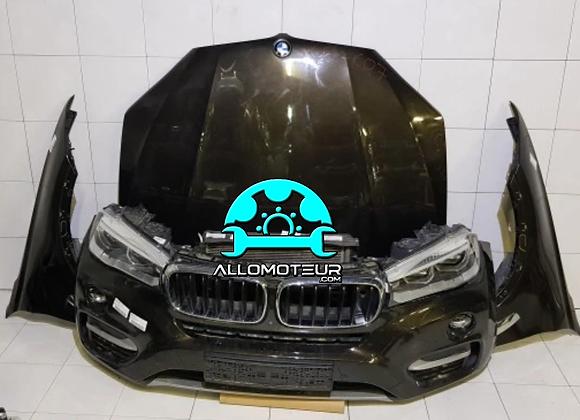 Face avant complète BMW X6 (F16)