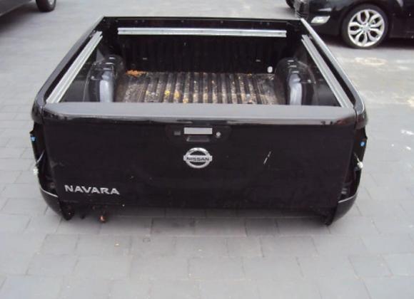 Benne Nissan Navara 2015