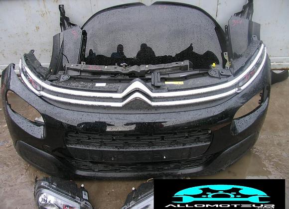 Face avant Citroën C3 Nouveau Modèle