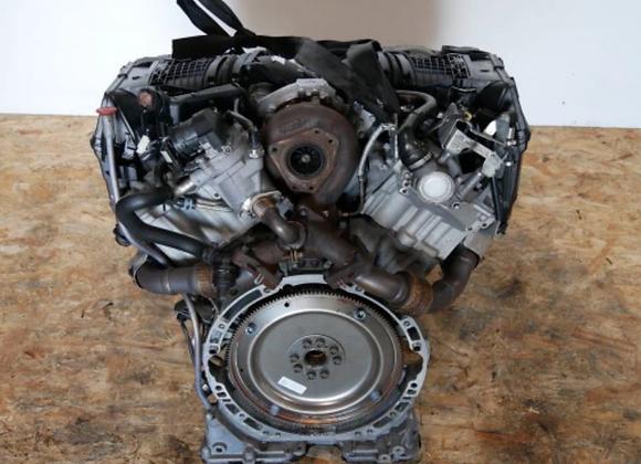 Moteur complet MERCEDES-BENZ Classe C w204 350 3.0 CDI DPF V6 24V 7G-TRONIC