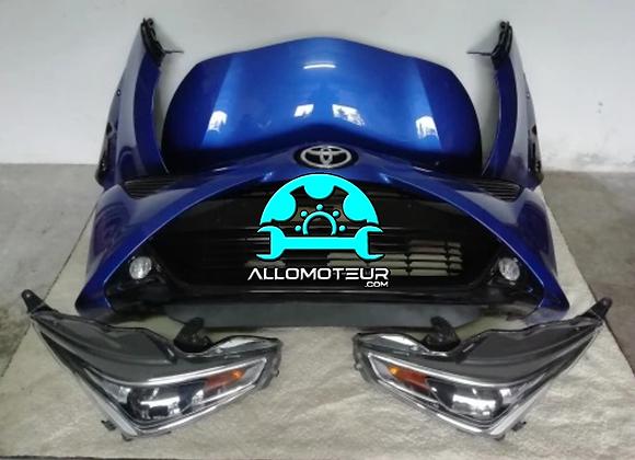 Face avant complète Toyota Aygo II