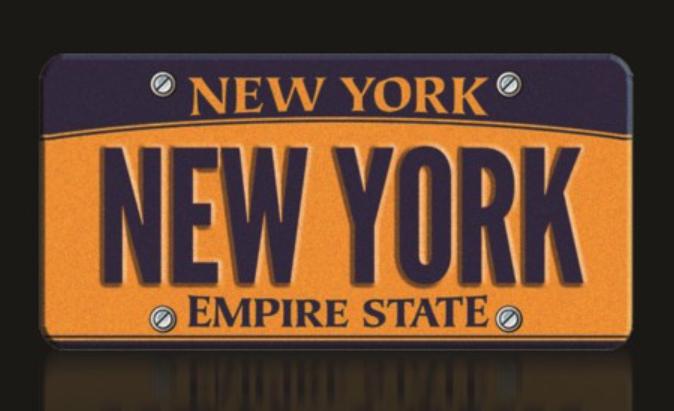USA : Une plaque d'immatriculation à vendre 20 millions de dollars !