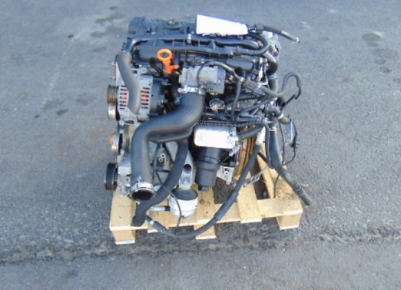 Moteur complet VW T5, T6, CARAVELLE 2.0 BI TDI CFC CFCA 180 cv