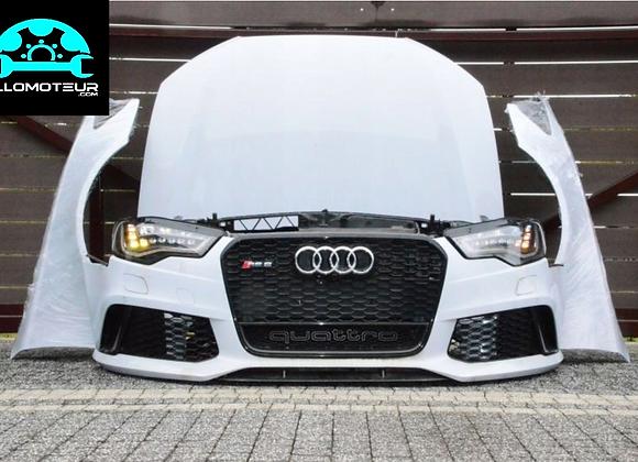 Face avant complète Audi RS6