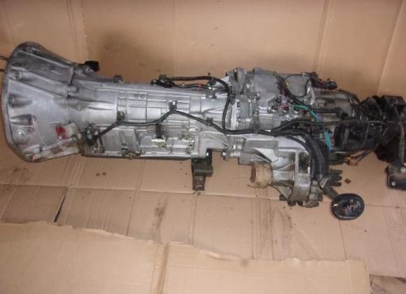 Boite de vitesses automatique Mitsubishi Pajero IV 3.2 DID