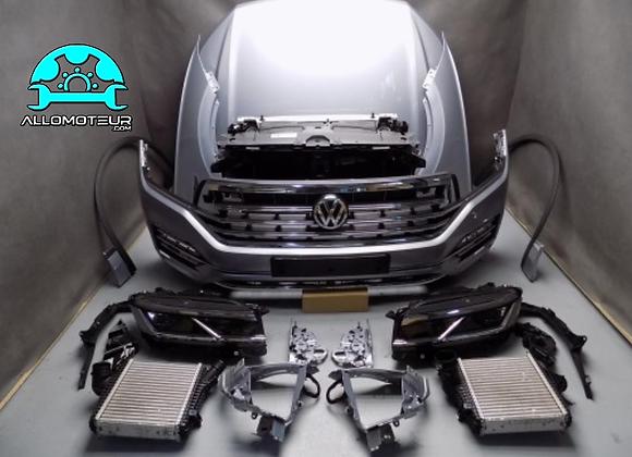 Face avant complète Volkswagen TOUAREG III 3.0 TSI