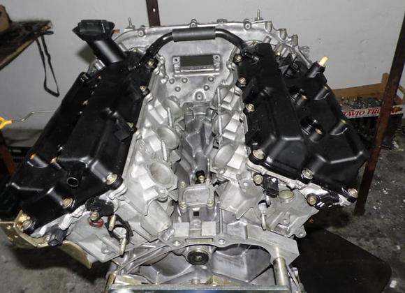 Bloc moteur nu Nissan 350 Z