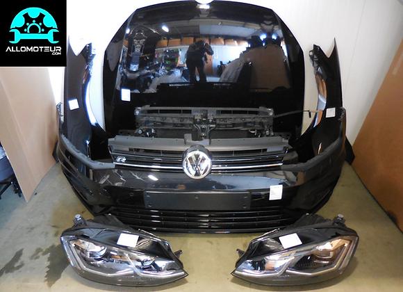 Face avant complète Volkswagen Golf VII R phase 2