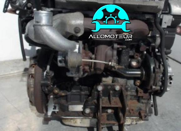 Moteur complet Renault Master 2.5 dCi G9U 754