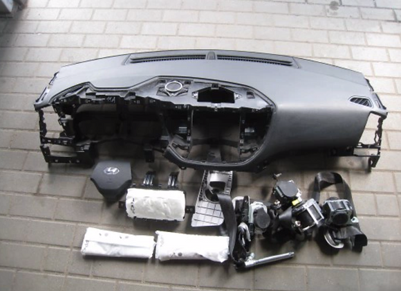 Tableau de bord complet Hyundai Tuscon
