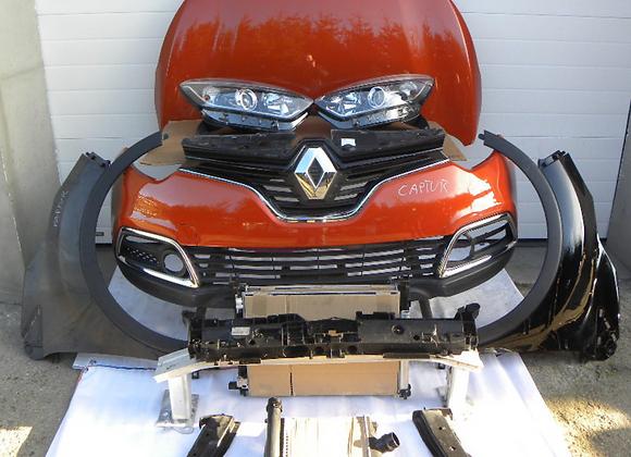 Face avant complète Renault Captur