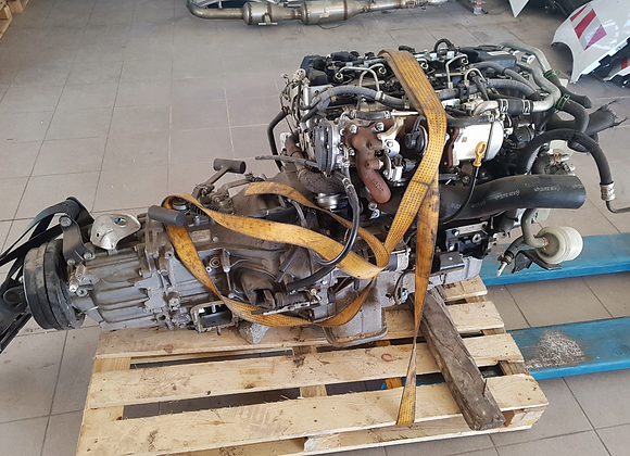 Moteur complet Maxity Cabstar Atleon 3,0 DCi ZD30