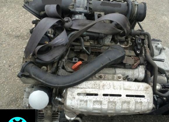 Moteur complet AUDI VW 1.4TSI BLG