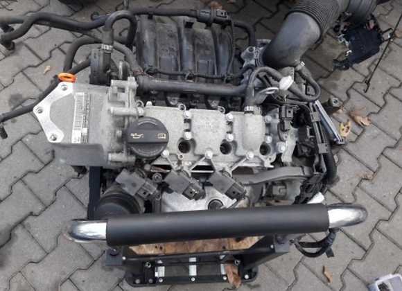 Moteur complet Volkswagen polo 1.2 60 cv CHF