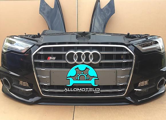 Face avant complète Audi S6