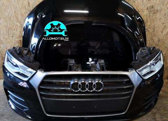 Face avant complète Audi Q3