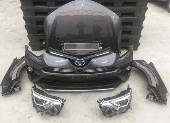 Face avant complète Toyota Rav 4 2016