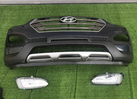 Pare choc Hyundai Santa fé