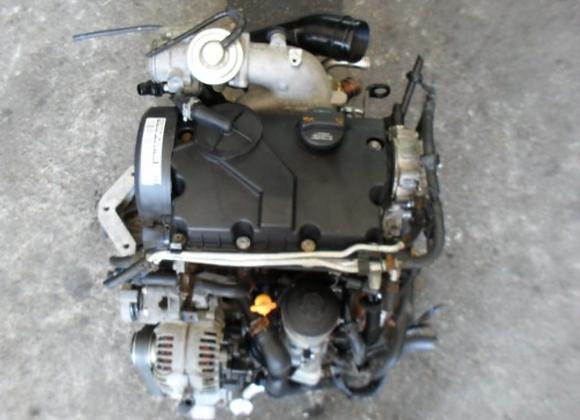 Moteur complet Audi / VW / SEAT 1.4 TDI BNM