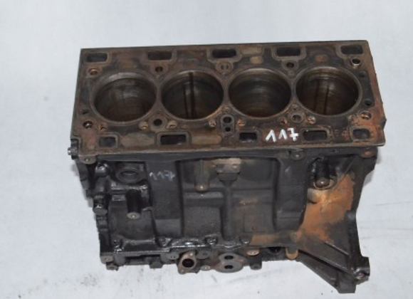 Bloc moteur nu OPEL Movano A Phase 2 2.5 DTi L2H2 115 cv