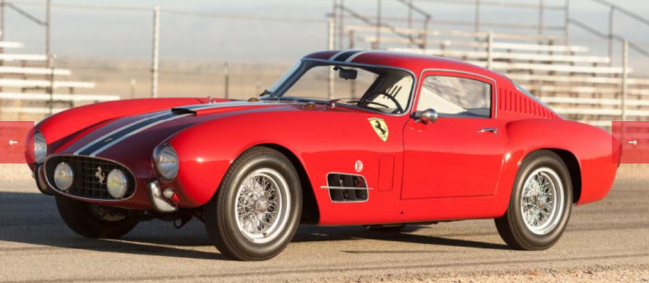 Jean-Paul Belmondo : découvrez les voitures de son garage