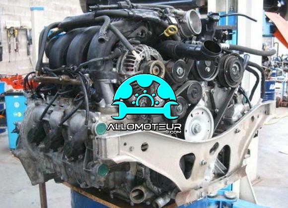 Bloc moteur PORSCHE  911 3.4 L - M96.01