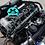 Moteur complet Mercedes-Benz Classe E (w211) 270 CDI OM647.961