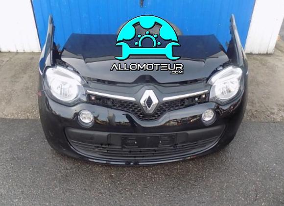 Face avant complète Renault Twingo III