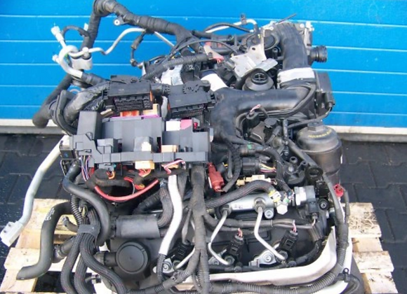 Moteur complet Porsche Macan 3.0l V6 turbodiesel 258 cv CTB