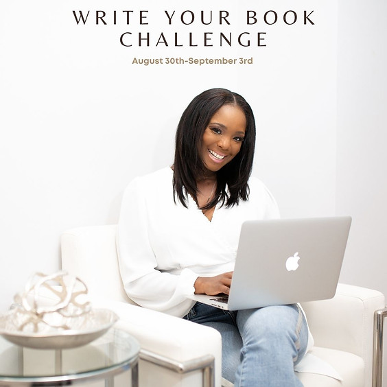 Write Your Book Challenge