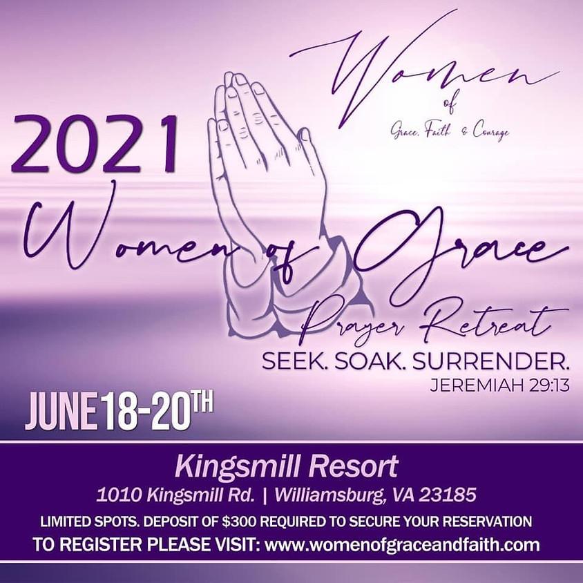 Women of Grace Prayer Retreat