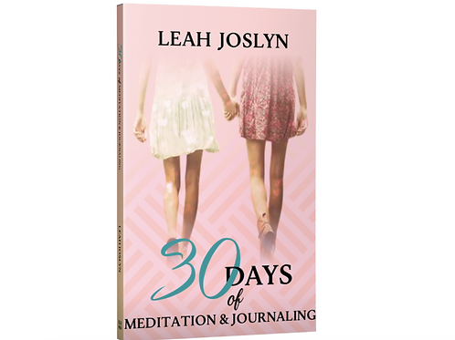2 Women One God Meditation Journal