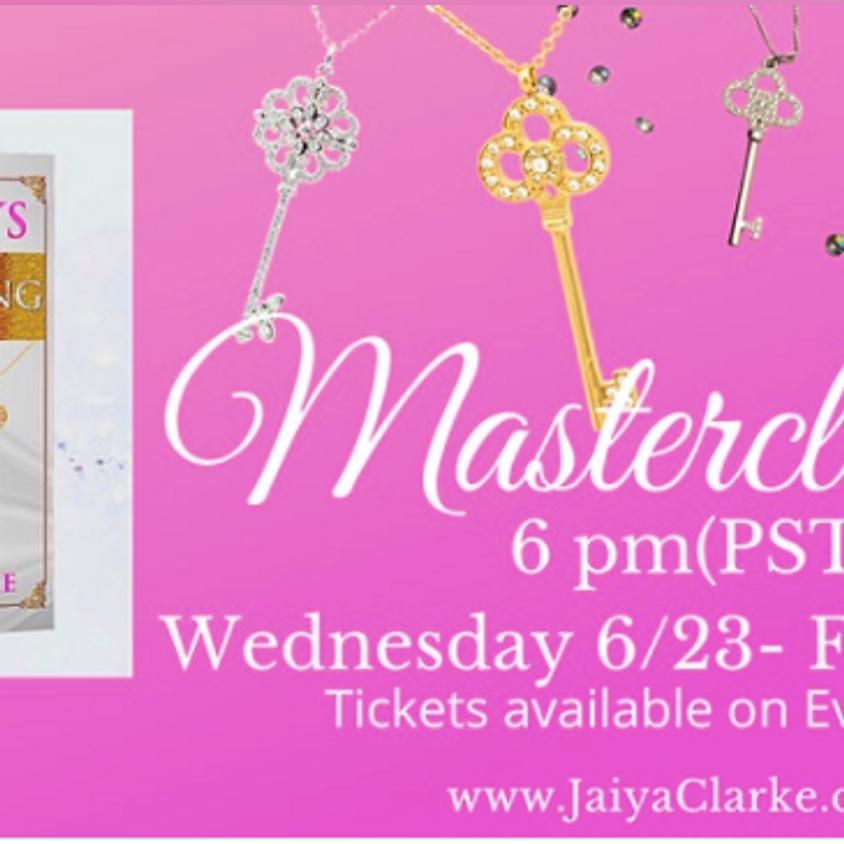 Unlocking Your Joy Master Class