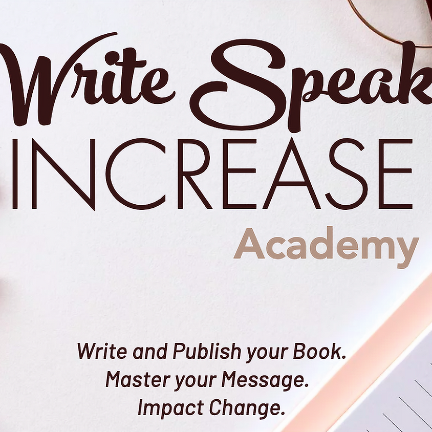 Write Speak Increase Academy