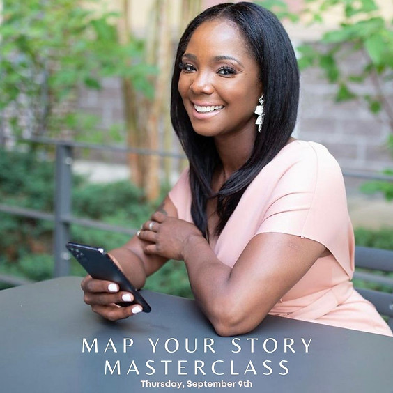 Map Your Story Pop-Up Masterclass