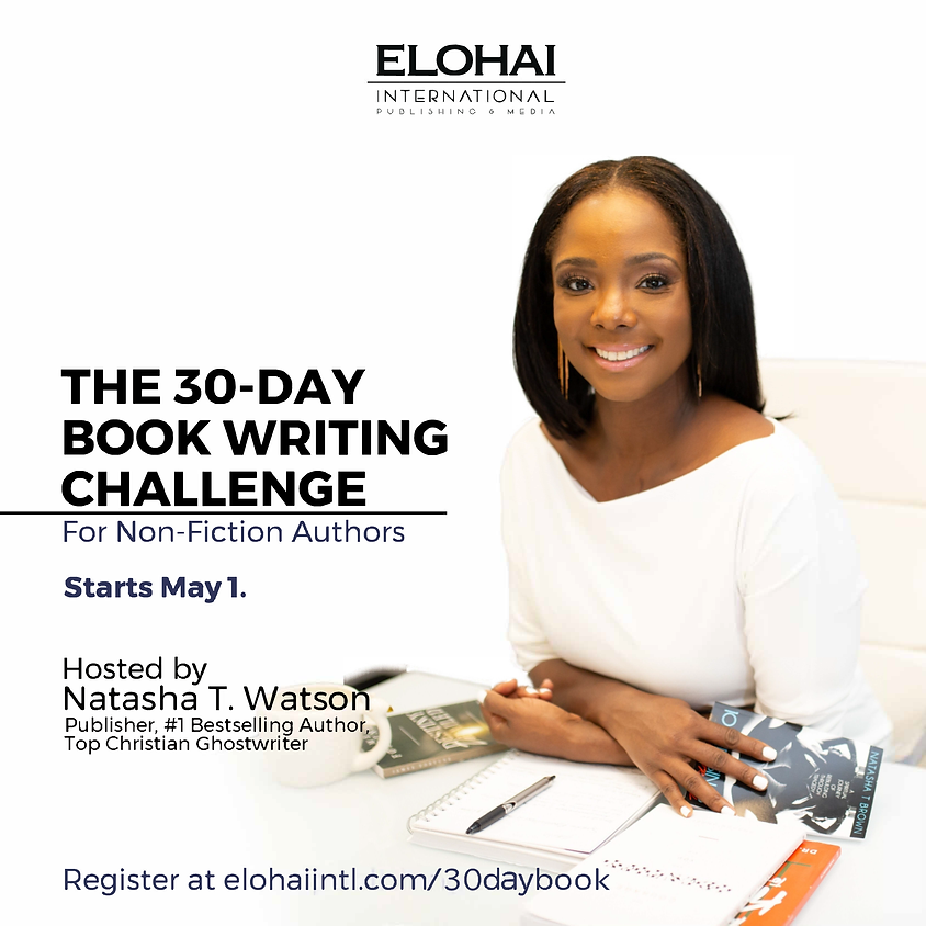 30-Day Writing Challenge