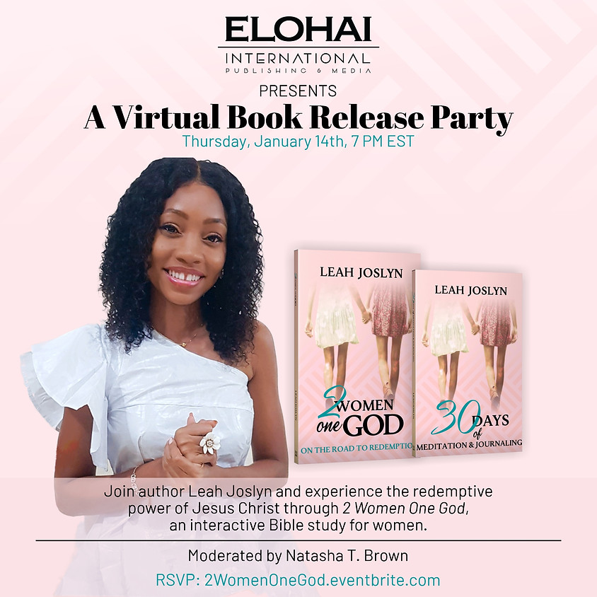 2 Women One God Book Launch