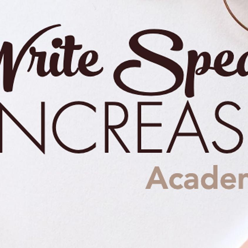 Open House Write Speak Increase Academy