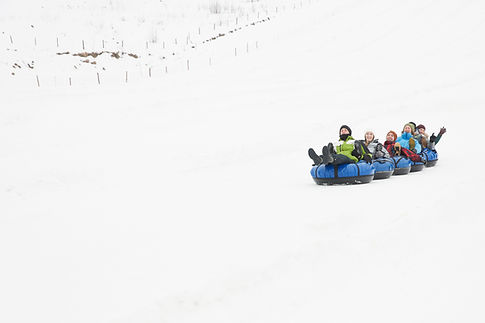 Snow Tubing Lucerne