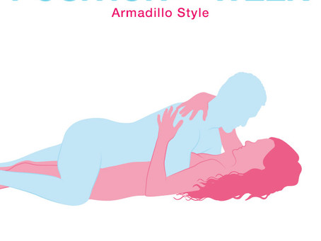 Position of the week - Armadillo Style