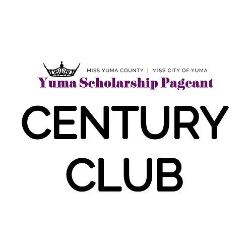 Century Club Donor