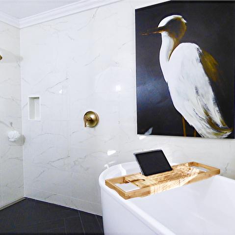 eden modern bathroom project