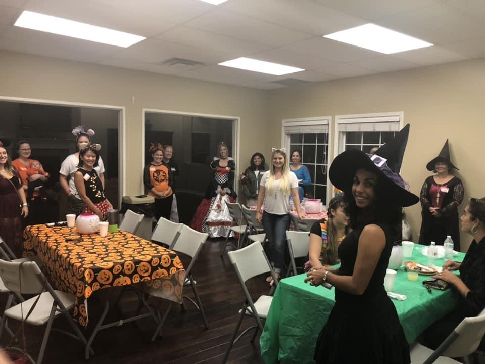 2018 Halloween Social